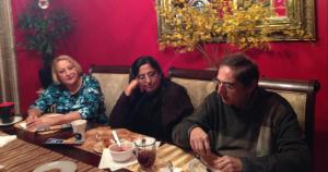 Dr. Dawar, Abiada Alam & Azer Shaheen