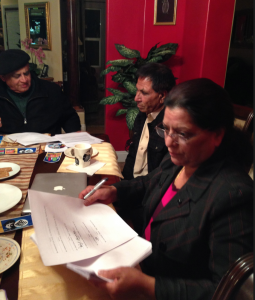 Dr. Manjit Kaura BOARD MEETING DECEMBER 6, 2013